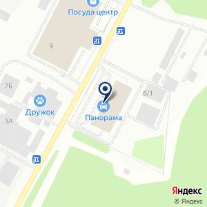 «Ворота С Кнопки» на карте