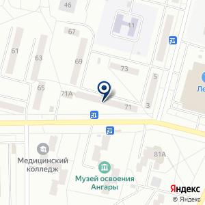 «Лиа» на карте