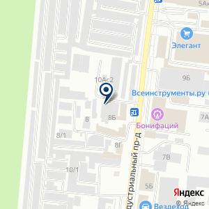 «Иркутская маслосырбаза» на карте