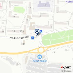 «Добрый Доктор» на карте