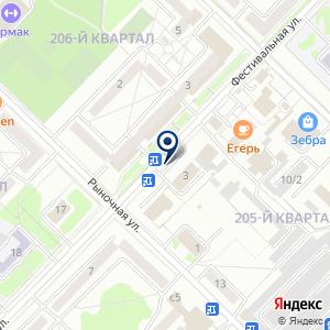 «Эдек» на карте