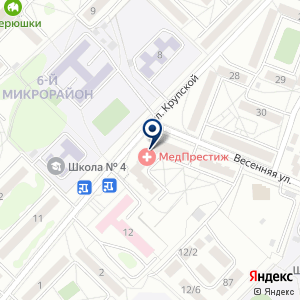 «МедПрестиж» на карте