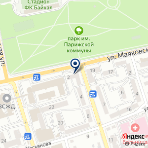 «Бастион» на карте