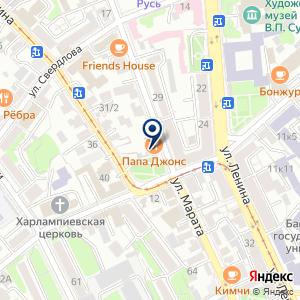 «Городские Реновации» на карте
