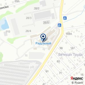 «МАК-Электро» на карте
