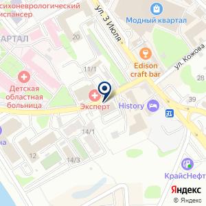 «ТИТАН+» на карте