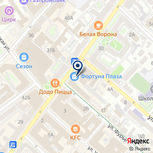«Школа-студия красоты Татьяны Василенко» на карте