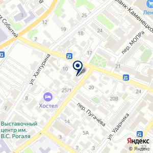 «СпецСтройКомплекс» на карте
