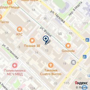 «Реабилитационный центр Горизонт» на карте