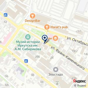 «СпецСтройКонтракт» на карте