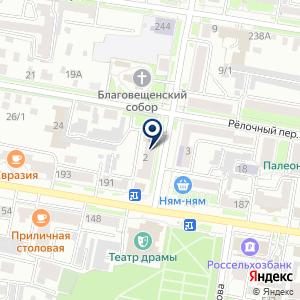 «Библиотека им. А.П. Чехова» на карте