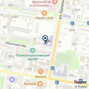 «Амурская торгово-промышленная палата» на карте