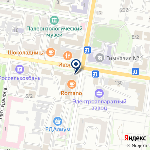 «РоссТур» на карте