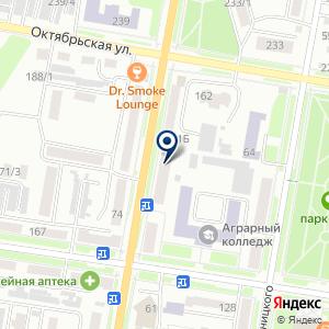 «Амурский Государственный Университет» на карте