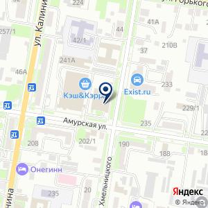 «Диполь-S» на карте