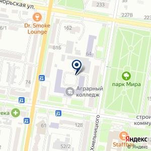 «ЭнималСити» на карте