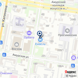 «АвтоюрисТ» на карте