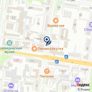 «Благ-Сервис-Домофоны» на карте