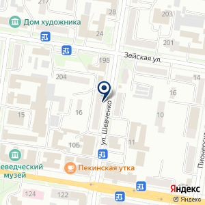 «Усадьба» на карте