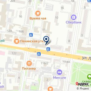 «Нуклон» на карте