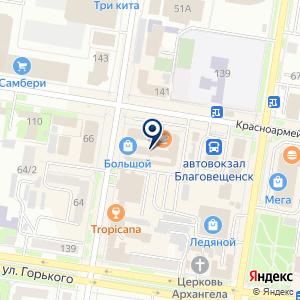 «PROСПОРТ» на карте