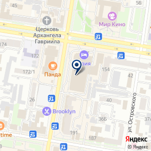«ГлобалПатент» на карте