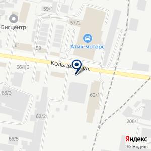 «Амурстрой» на карте