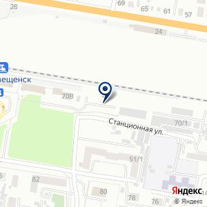 «ПартнерАгро» на карте