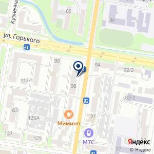 «Благовещенский государственный педагогический университет» на карте
