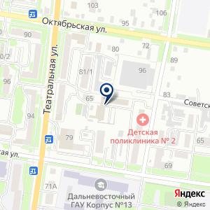 «Асфальт АО» на карте