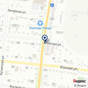«Комиссионный магазин новых вещей» на карте
