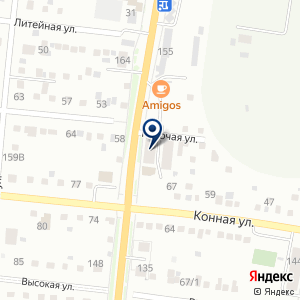 «Гарант Безопасности» на карте