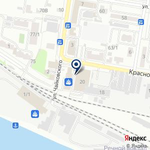 «АмурАССО-Виза» на карте
