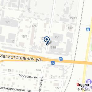 «Столица-Динамо» на карте