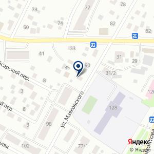 «Российский трикотаж» на карте