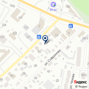 «ПатиТайм» на карте