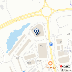 «АНТУРАЖ магазин обоев» на карте
