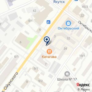 «Алпарика» на карте