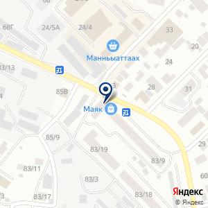 «Центр фотоуслуг и оперативной полиграфии» на карте