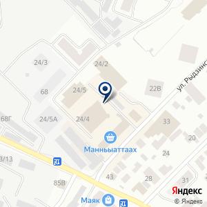 «Аквариум» на карте