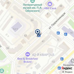 «INCANTO» на карте