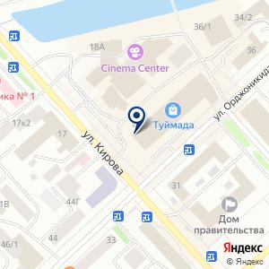 «Туймаада» на карте