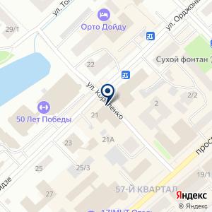 «BeZt» на карте