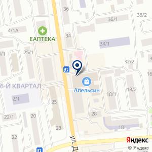 «Columbia» на карте