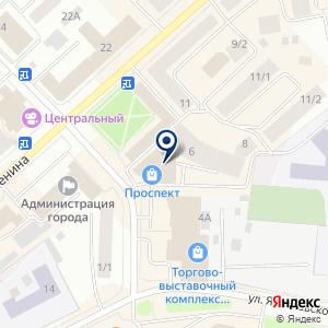 «City Shop» на карте