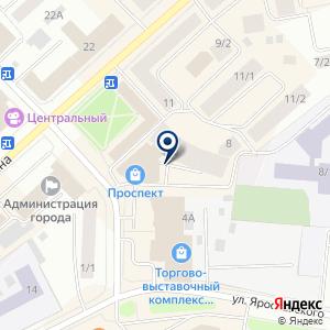 «Deva plus ykt» на карте