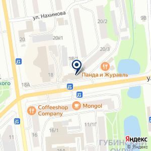 «ЮНИЧЕЛ» на карте