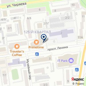 «Ассоциация строителей Амуро-Якутской магистрали» на карте
