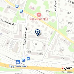 «Бюро АЙТИ » на карте