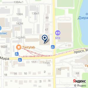 «Янтарь-Инфо» на карте